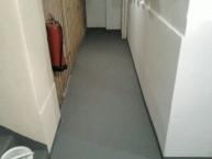 Renovace sklepních prostor-oprava omítek, výmalba, oprava a nátěry podlah